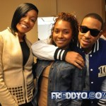 Ludacris Monica Drake Chilli & Ryan Cameron Host Sprite Step Off