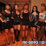 "Rasheeda's New Mixtape Video ""Bed Rock"" Video Shoot"