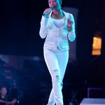 Monica, Keri Hilson, &  El DeBarge, Perform At The 2010 Essence Music Festival