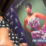 Fantasia Gives A Private Concert For Derrick Blanks