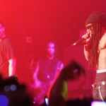 Lil Wayne Hits The Stage With Drake In Las Vegas