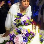 Aretha Franklin Celebrates her 69th Birthday