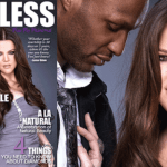 "Lamar & Khloe Odom Dressed In LOVE For ""Fearless"" Magazine"