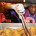 Flavor Flav Takes His Name Off Iowa Chicken Shack