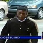 Lil Boosie Caught Smuggling Codine Into Prison {Video}