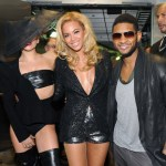 "Beyonce, Usher, Peas, & Diddy Make ""Forbes'"" ""Celebrity 100"" List"