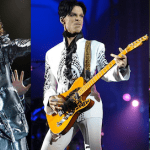 Whitney Houston & Chaka Khan Join Prince On Stage!