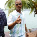 T.I. Charters Bus For Inmate's Family Members