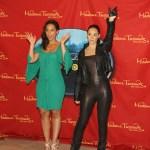 Alicia Keys Gets Wax Portrait In New York