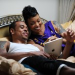 Monica And Hubby Shannon Brown Reveal Wedding Invitation {Video}