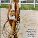 """Beyonce Goes """"COUNTRY COWGIRL CRAZY"""" In Essence Spread"""