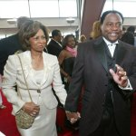Bishop Eddie Long's Wife Vanessa Has Moved Out Of The House