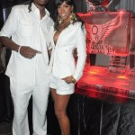 Marquis Daniels All White Party Hosted By Kelly Rowland and Slam Magazine and Monster Cable