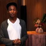 Pharrel Promotes Qream Liqueur In Miami