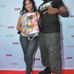 Toya & Memphitz Promotes Ampro At 2011 Bronner Bros Hair Show + After Party Pics