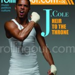 """J. Cole Covers Rolling Out + Says That First Encounter With Jay-Z Was """"Crushing"""""""