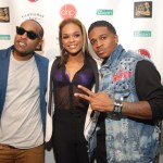 Verse Simmonds, Jovan Dais, And Demetria McKinney Support Breast Cancer Awareness With Performances At ATL Live On The Park