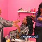 Towanda Braxton, Tiny, The Weave Shop Salon, And The Sisters' Network To Offer Life Changing Makeovers For Breast Cancer Survivors
