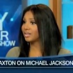 Toni Braxton Talks With Joy Behar