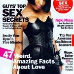 Nicki Minaj Covers Cosmopolitan + New Single With Willow Smith