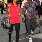 Ne-Yo And Monyetta Shaw Welcome A Baby Boy