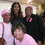 Towanda Braxton, The Weave Shop Salon and Sisters Network Honor Breast Cancer Survivors with A Day of Beauty