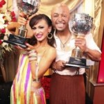 J.R. Martinez and Karina Smirnoff Winner of Dancing With The Stars Season 13 2011