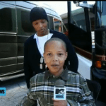 T.I.'s Son Domani Freestyles for MTV