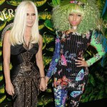 Nicki Minaj Teams Up With Versace For H&M  Collection Launch