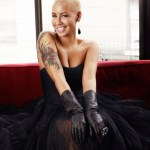 Amber Rose Quits Smoking, Talks Music Career and Wanting Fame