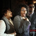 Chris Tucker Surprises Angie Stone at her 50th B-Day Bash!