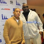 Ludacris and Jonas Jennings Do Coats For Christmas In College Park {Photo}