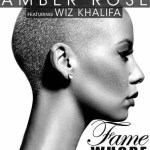 Amber Rose Releases Her First Single FAME