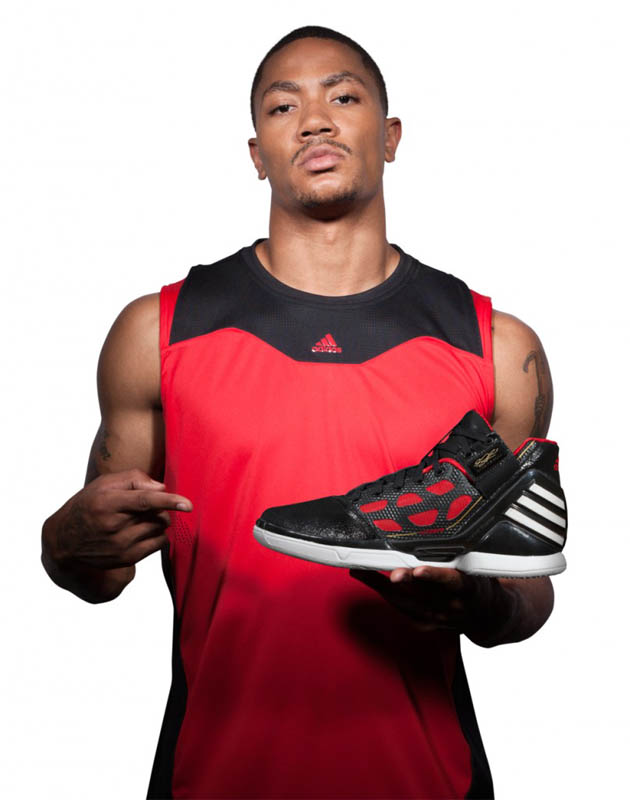 adidas rose contract