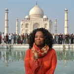 Oprah Winfrey's Bodyguards Fight In India : OWN Highest Ratings Ever