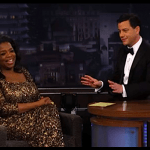 "Oprah Appears On ""Jimmy Kimmel Live"" For Post-Oscar Show"