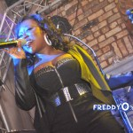 LaTocha Scott From Xscape Performs Old School Hitz & New Music at Pretty Girls Rock 2012
