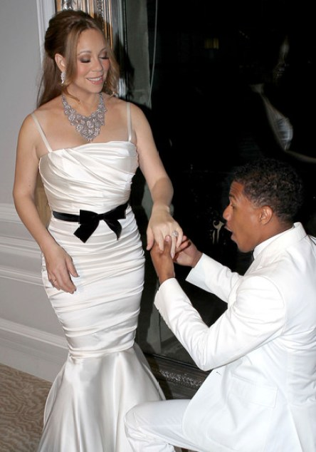 PHOTOS : Mariah Carey, Nick Cannon France Trip, Renew Wedding Vows ...