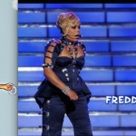 TLC Reunion Tour With Image Of Left Eye But Not As A Hologram : Chilli FitFigures Cover