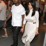 Photos: Kim Kardashian & Kanye West Hold Hands In Paris