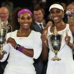 Venus and Serene Williams Win Wimbledon
