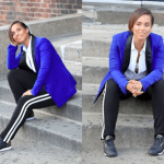 Alicia Keys Shows Off New Hair Cut While Filming Reebok Commercial