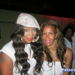 New 'Real House Wives Of Atlanta' Cast Member Jamilah Rouse Spotted With Sheree Whitfield?
