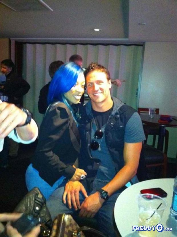 K Michelle And Ryan Lochte PHOTOS Love & Hip ...