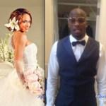"""PHOTOS : Chad """"Ochocinco"""" Weds Evelyn Lozada On Fourth Of July"""