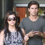 Kourtney Kardashian Scott Disick Welcome A Baby Girl
