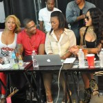 PHOTOS : Joseline Hernandez and Sammie Talk Side Chicks on Kandi Koated Nights