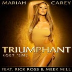 [Video] Mariah Carey feat. Meek Mill & Rick Ross 'Triumphant' & New Nail Polish Deal