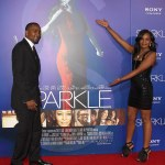 PHOTOS : Bobby Kristina Looked Amazing at Sparkle LA Red Carpet Premiere
