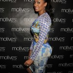 Pics: La La Anthony Launches Make-Up Line in London